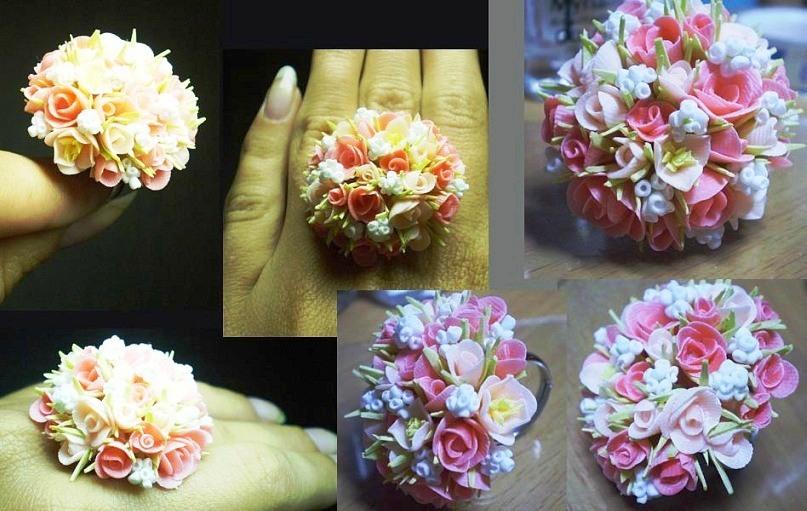Купить цветы из полимерной глины.ua горшечные цветы купить цена