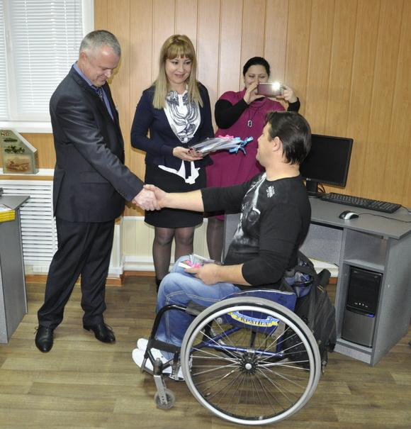С области знакомство инвалидами в донецкой