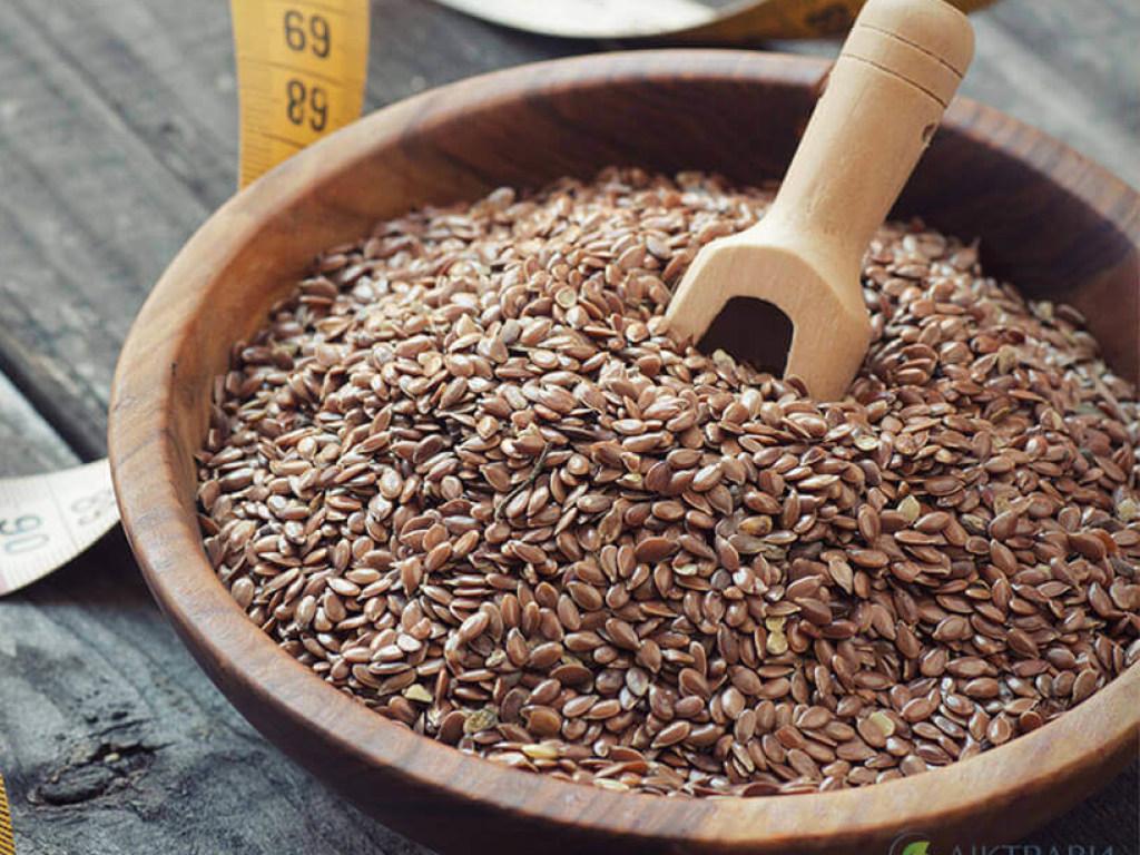 как добываются семена льна фото окрас